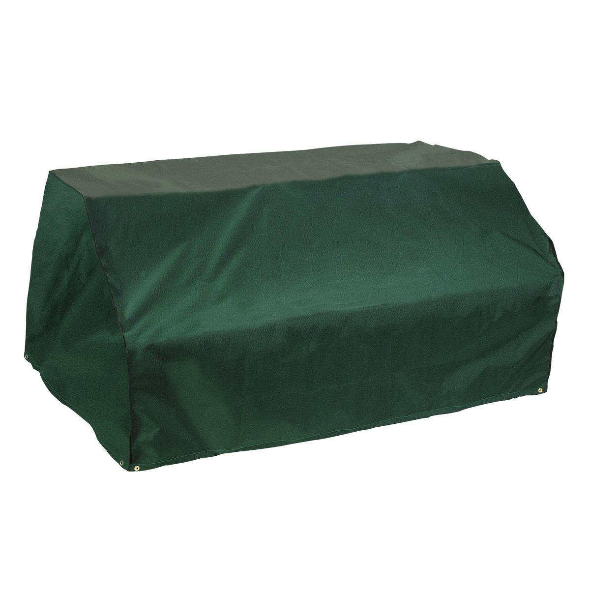 Bosmere C630 Weatherproof 8-Seat Picnic Table Cover, 76'' L x 62'' W x 32'' H, Green by Bosmere