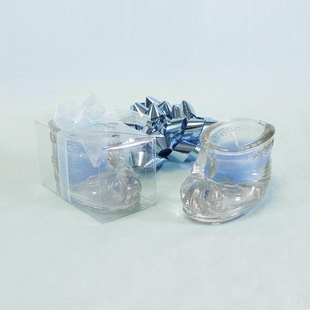 "Amazon.com : Lunaura Keepsake - Set of 12 ""Boy"" Glass Baby ..."