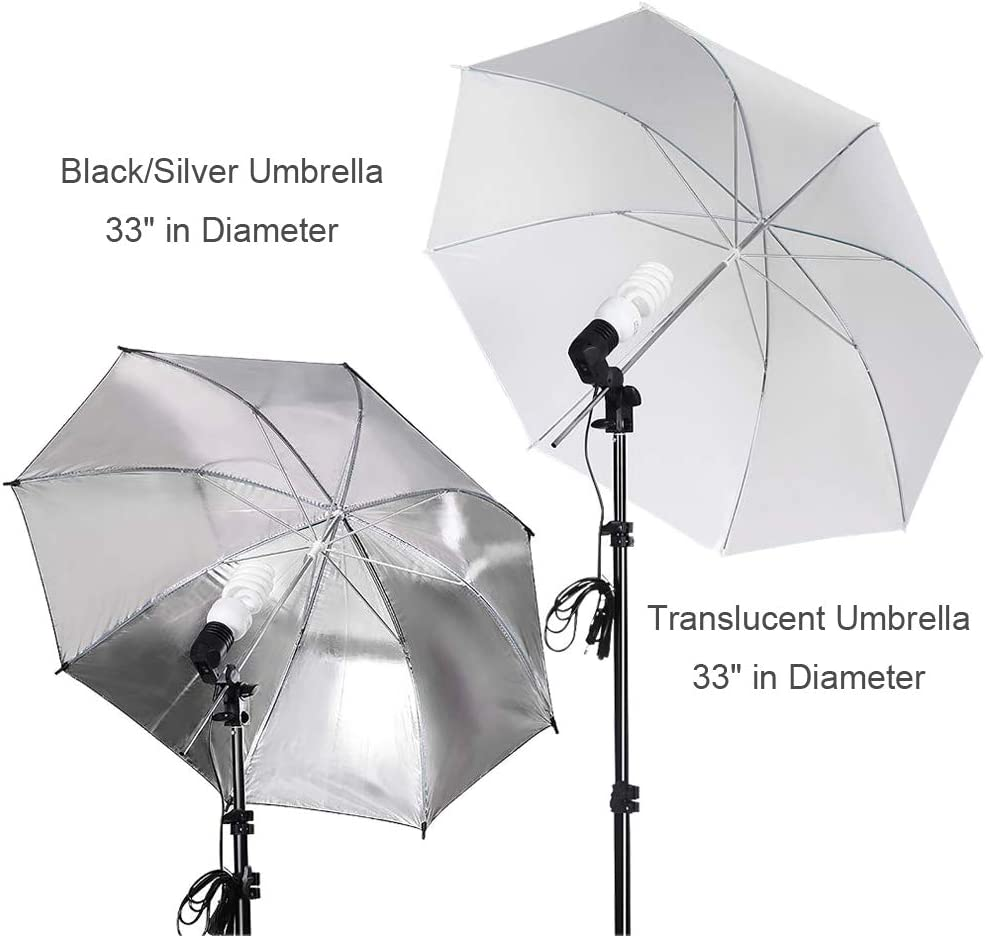 Reflector Umbrella Photographic Equipment Gold And Silver Hollow Reflectors Foldable Gold And Silver 2-in-1 Camera Lighting Reflector For SLR Cameras Ideal For Outdoor Photography Activities For Photo
