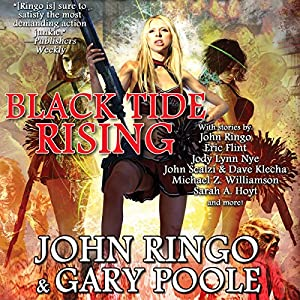 Black Tide Rising Audiobook