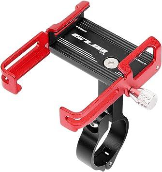 MOVIGOR - Soporte para teléfono de bicicleta (aluminio, ajustable para smartphone de 3,5 a 16,5 cm, para bicicleta de montaña, bicicleta de carretera, bicicleta, soporte de sujeción para teléfono: Amazon.es: Electrónica