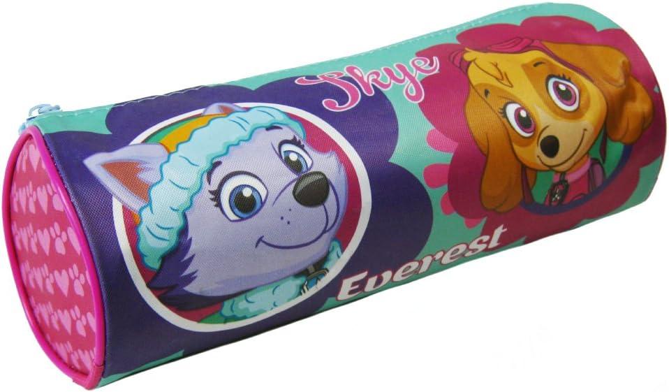 PAW PATROL 1010PVC-6192 Skye and Everest - Estuche para lápices: Amazon.es: Juguetes y juegos
