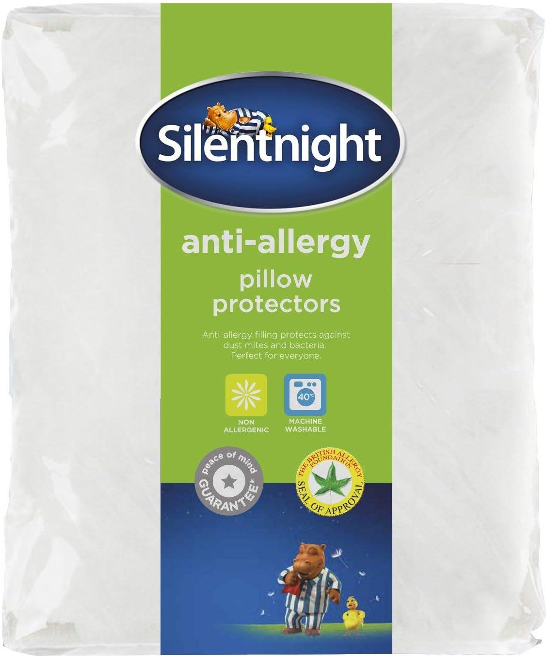 Super King Silentnight Anti Allergy Mattress Protector