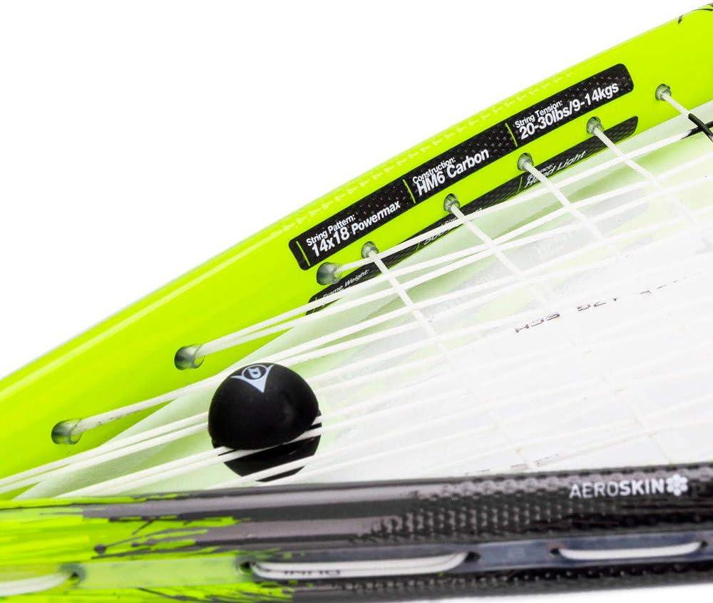 Amazon.com: Dunlop Apex infinity Raqueta de squash: Sports ...