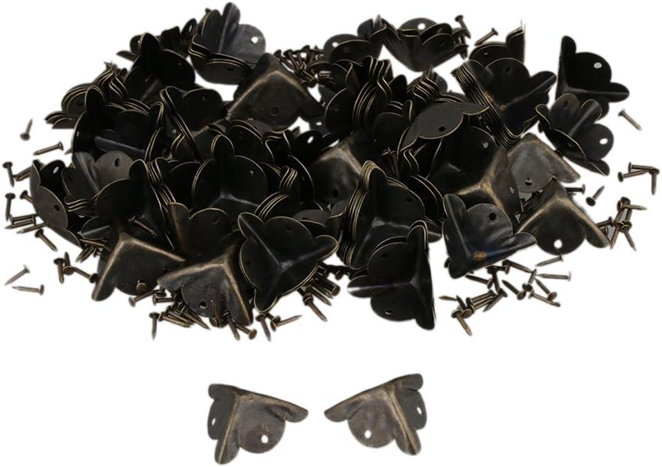 RDEXP - Protectores de esquina para patas de mesa, 19 x 19 mm ...