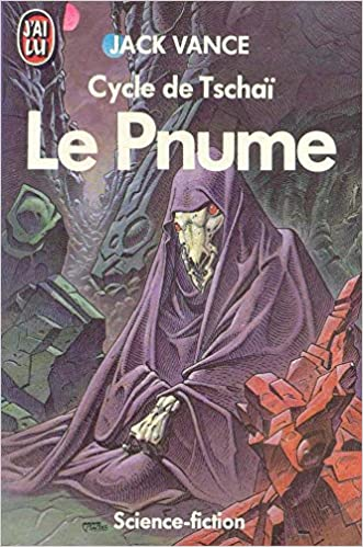 Couverture de Cycle de tschai  t4 - le pnume