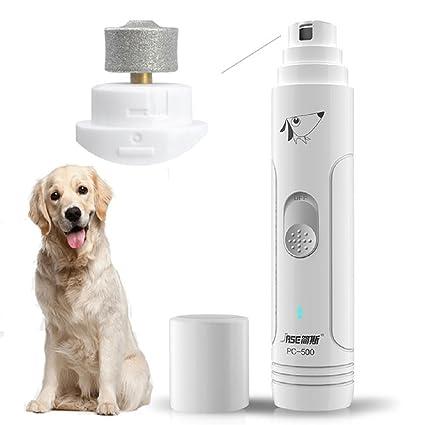 Amazon Com Yavocos Electric Pet Nail Grinding Machine Auto Cat Dog