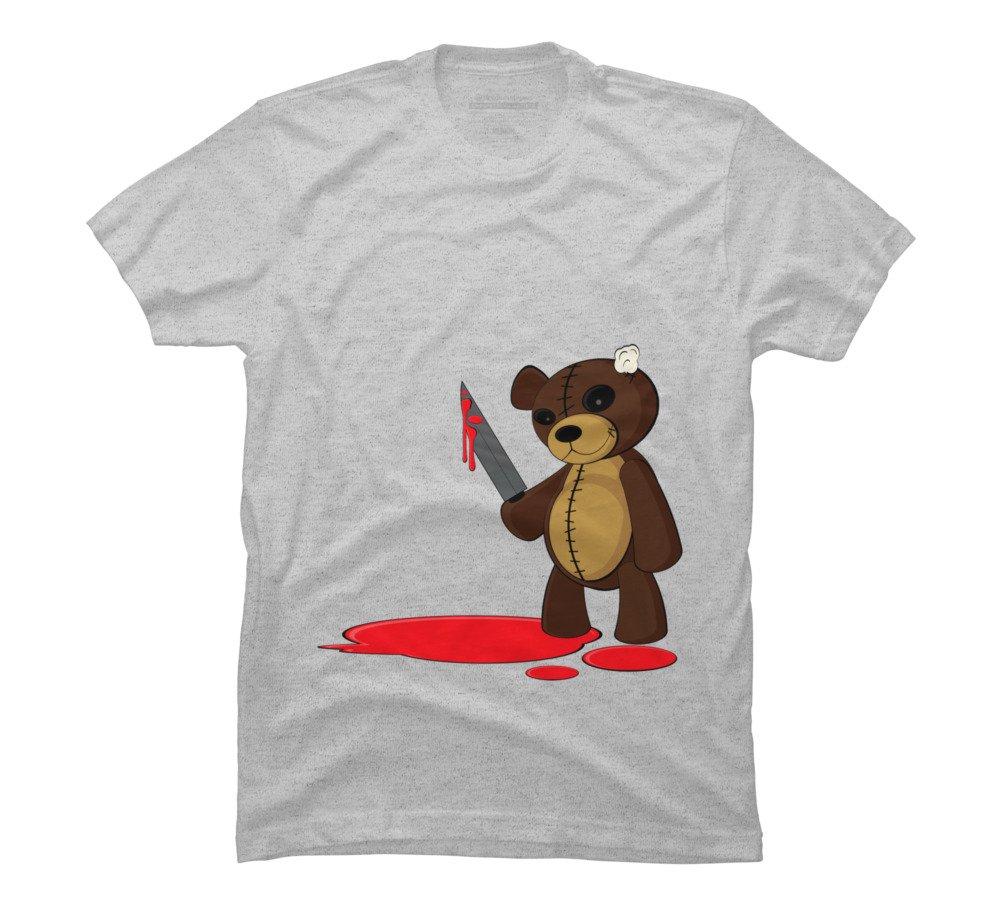 Psycho Bear S Graphic T Shirt