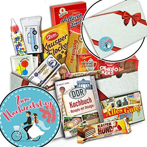 Zum Hochzeitstag - Süßigkeiten Box Geburtstag - Hochzeitstage Geschenk