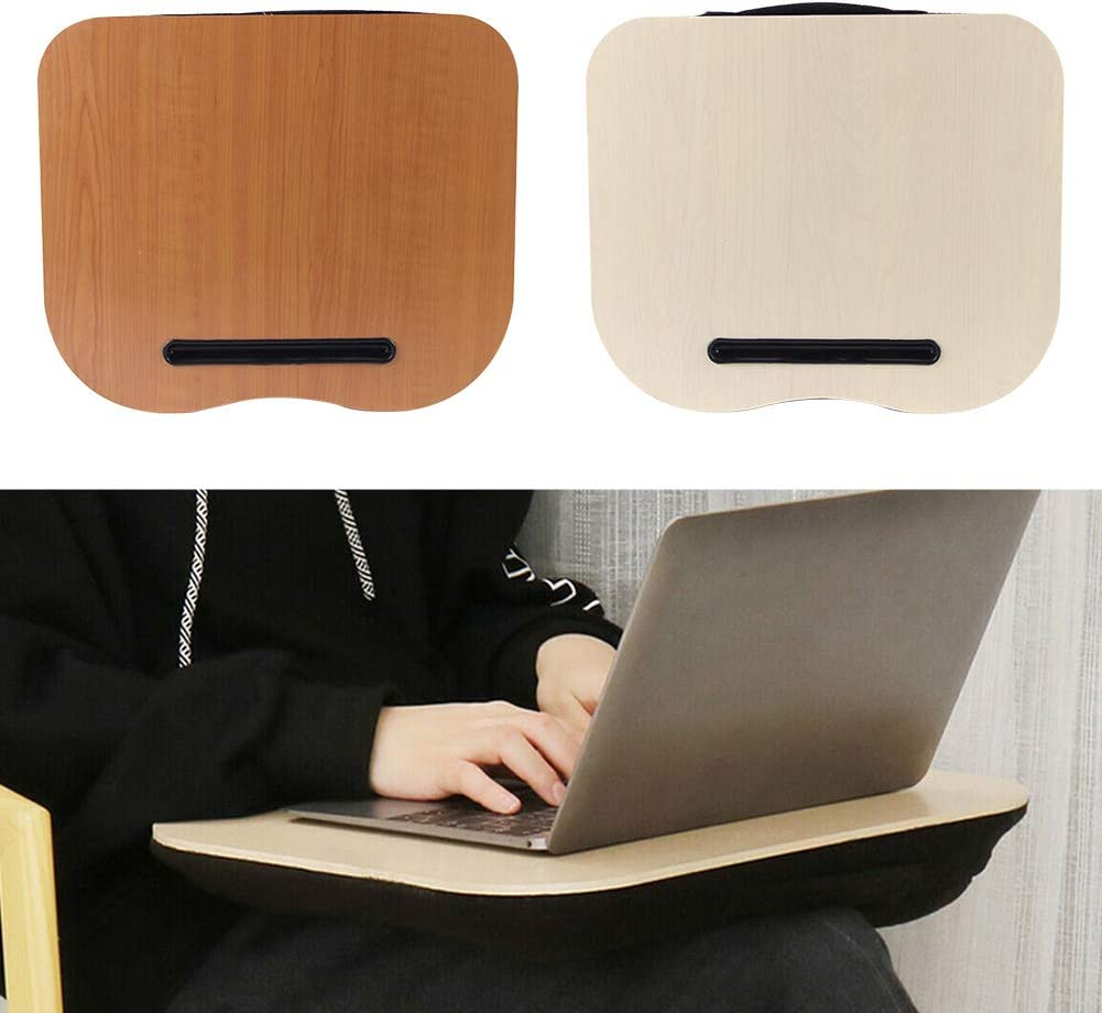 Portable Laptop Lap Computer Table Knee Desk Cushion Multifunction Laptop Knee Pad for Home Office