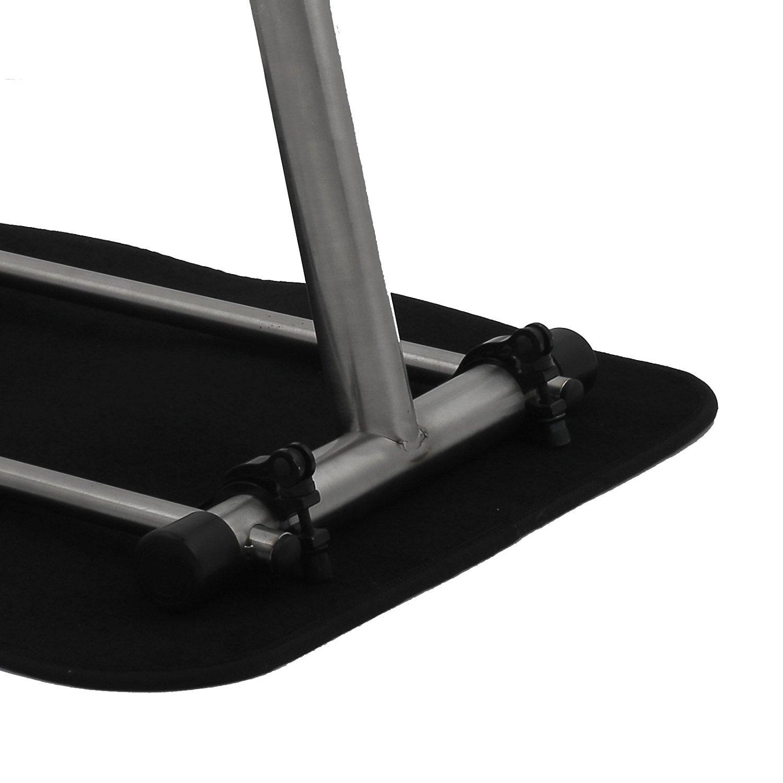Mophorn Racing Steering Wheel Stand 360 Degree Stepless Adjustable ...