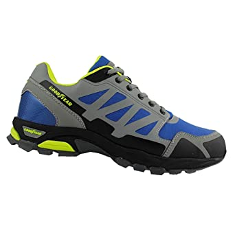 Goodyear Sporty Athletic Zapatillas de trabajo de seguridad de metal, UK 7/EU 41