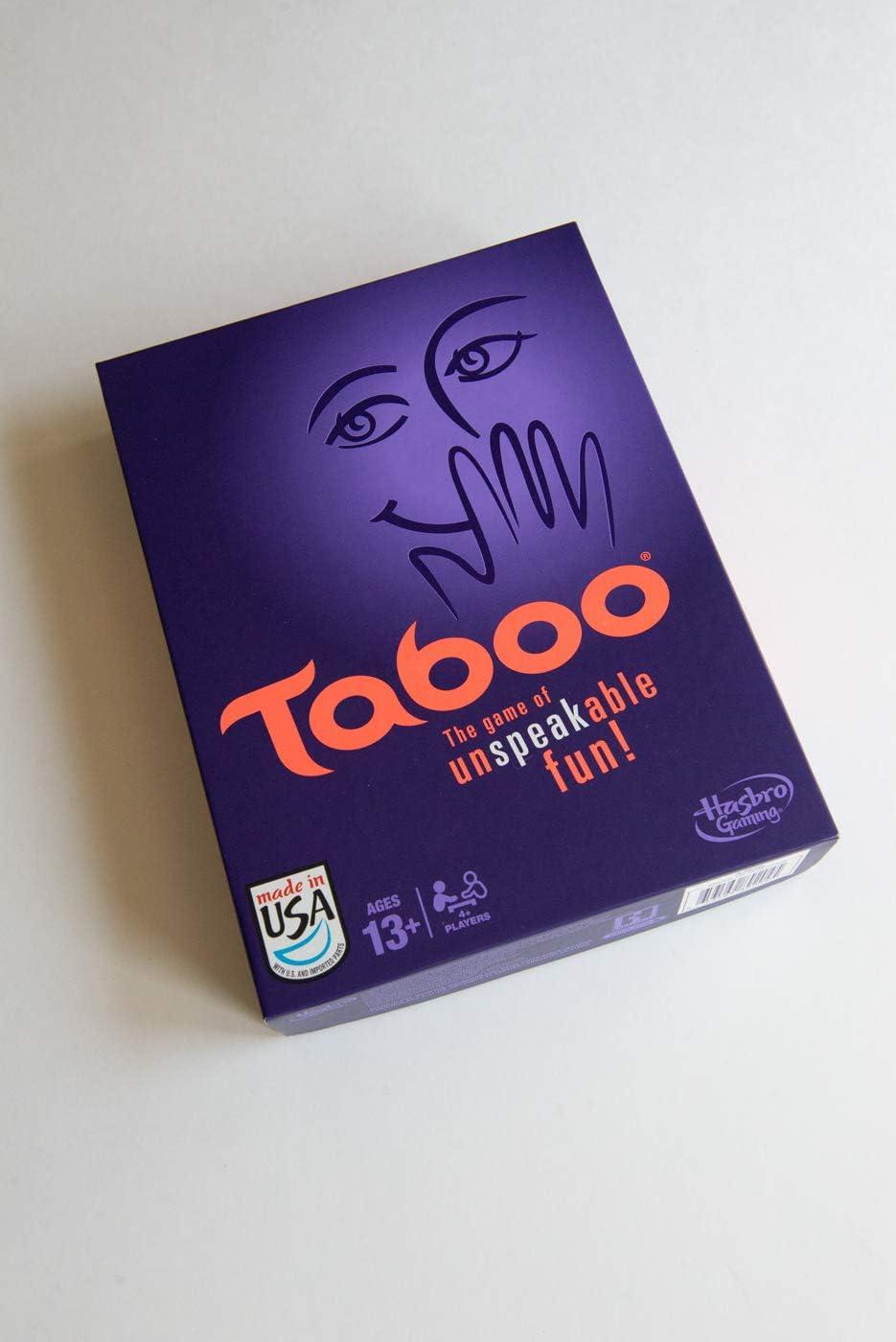TABOO Juego de tabú: Amazon.es: Juguetes y juegos