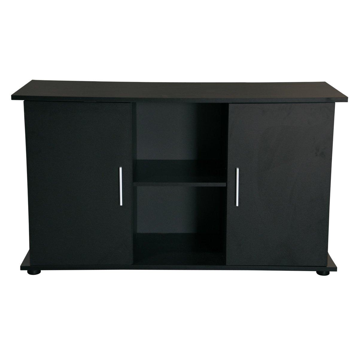 Seapora 52019 Empress Cabinet Stand, 48'' x 18'', Black