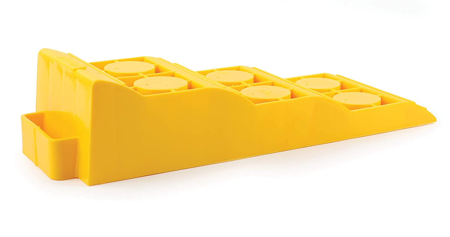 Camco 44573-X RV Yellow Tri-Leveler Maurice