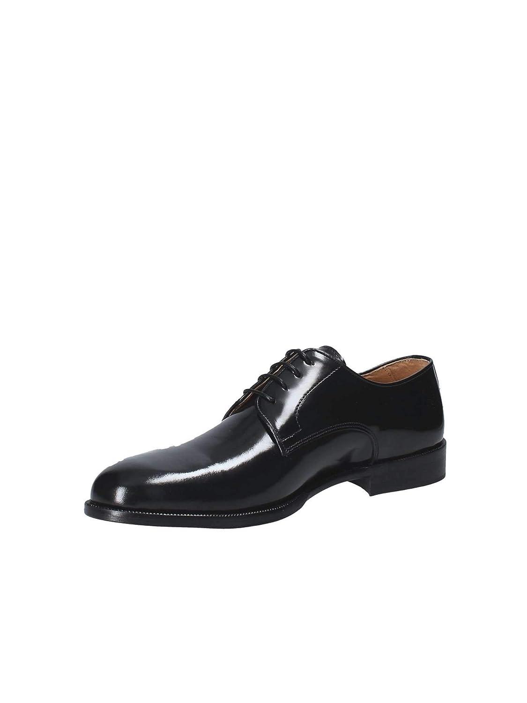 EXTON 1374 45 Stilvollen Schuhe Man Schwarz 45 1374 - dc931d