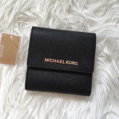 new concept 9a4e7 2bb94 Amazon | Michael Kose マイケルコース MK 財布 三つ折り財布 ...