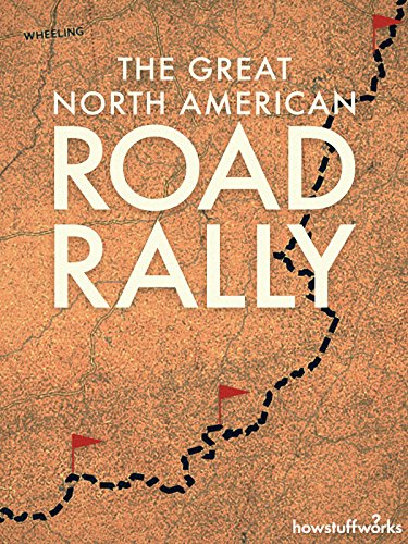The Great North American Road Rally (Clock Face And Motor)