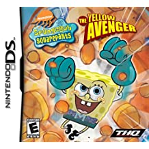 Spongebob Squarepants: Yellow Avenger - Nintendo DS