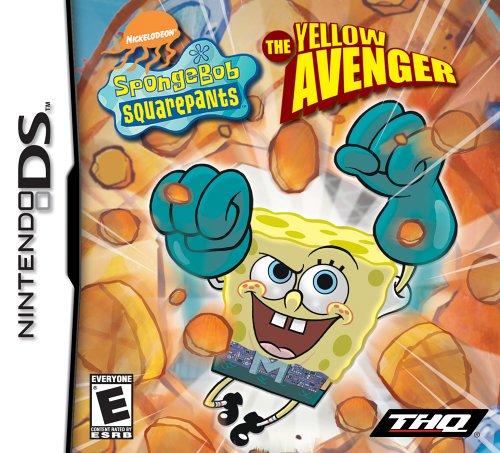 spongebob psp games