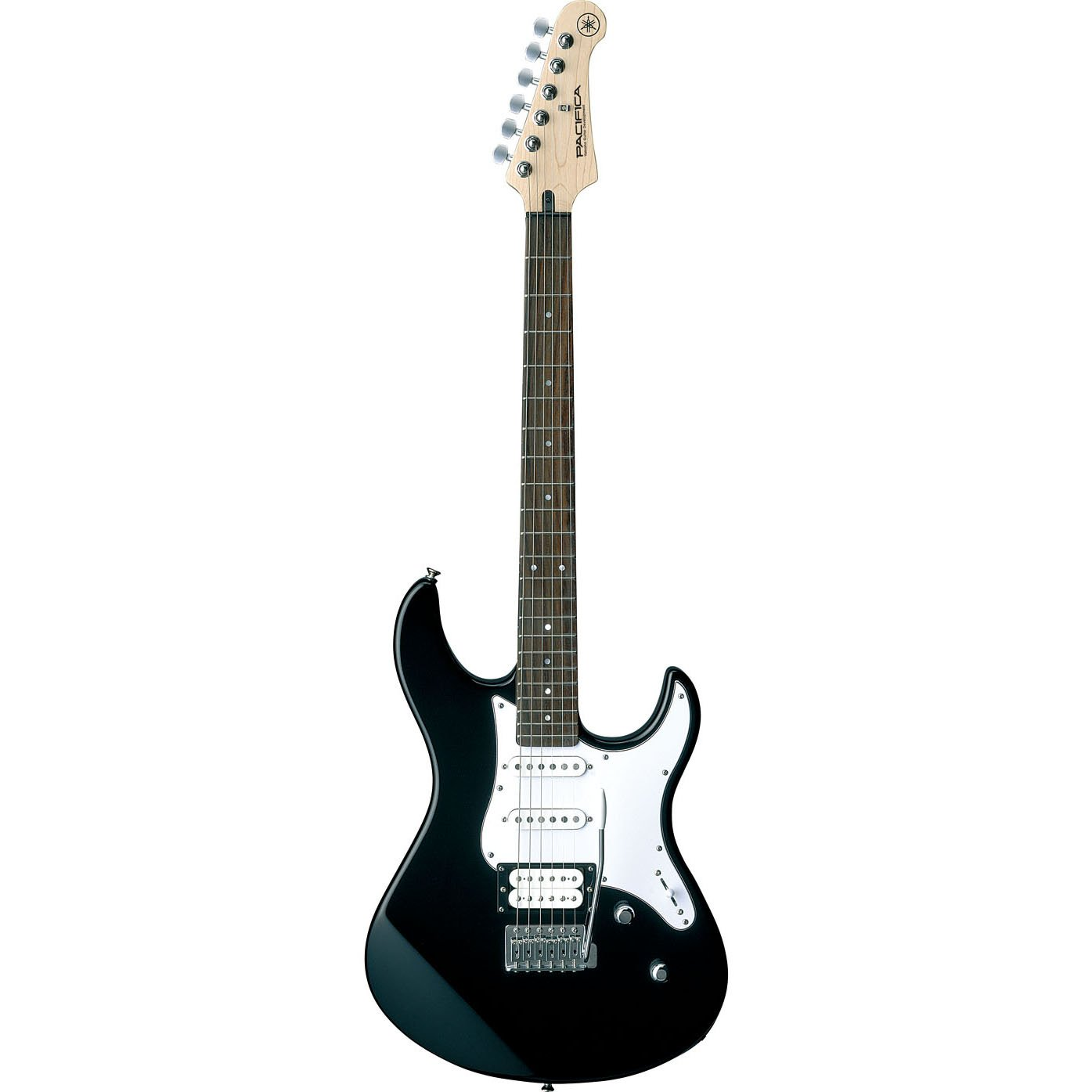 Yamaha Pacifica Pac120h Yns Solid Body Electric Guitar Two Humbuckers 3 Way Switch Yellow Natural Musical Instruments