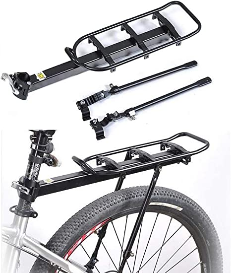 XXZ Bicycle Touring Carrier Portaequipajes para Bicicleta Montaje ...