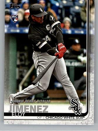 2019 Topps National Baseball Card Day Base#7 Eloy Jimenez