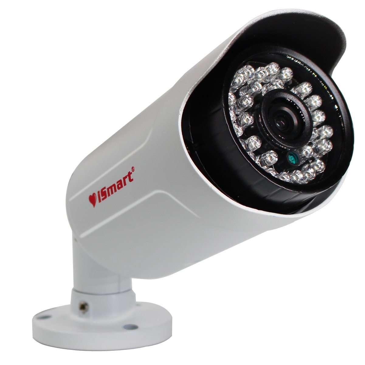 iSmart 960P 1280TVL CCTV AHD (Analog High Definition) Bullet Camera Security System with 30pcs IR LEDs C1066AH3
