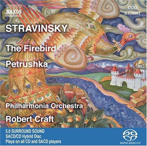 (Stravinsky: The Firebird / Petrushka)