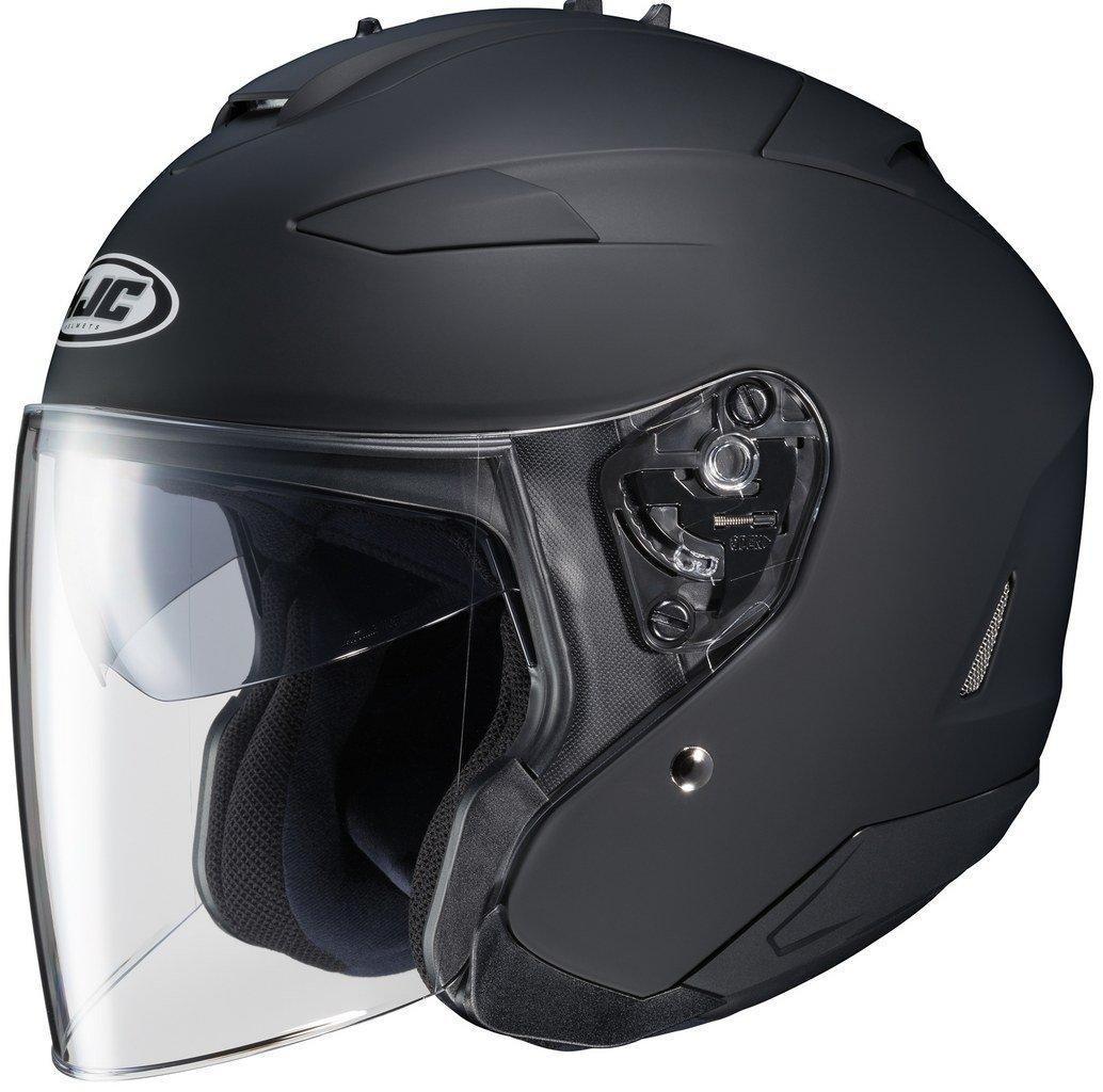 HJC IS-33 II Helmet MATTE BLACK 0833-0235-07-HH X-LARGE