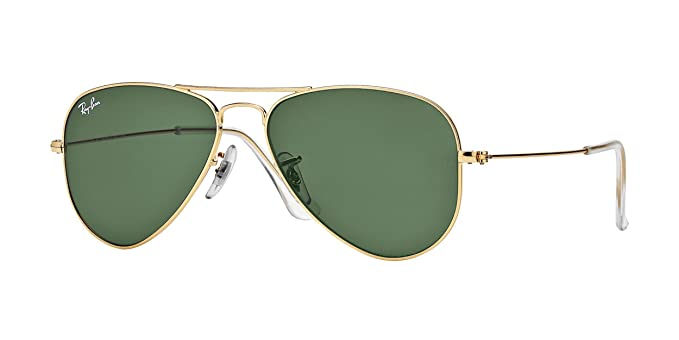 Ray-Ban Sonnenbrille AVIATOR SMALL METAL (RB 3044)