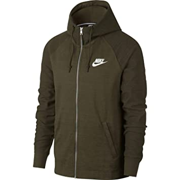 purchase cheap factory price coupon code Nike M NSW AV15 Hoodie FZ Knit - Pull, Homme, Multicolore ...