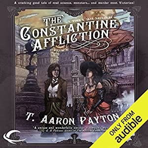 The Constantine Affliction Hörbuch