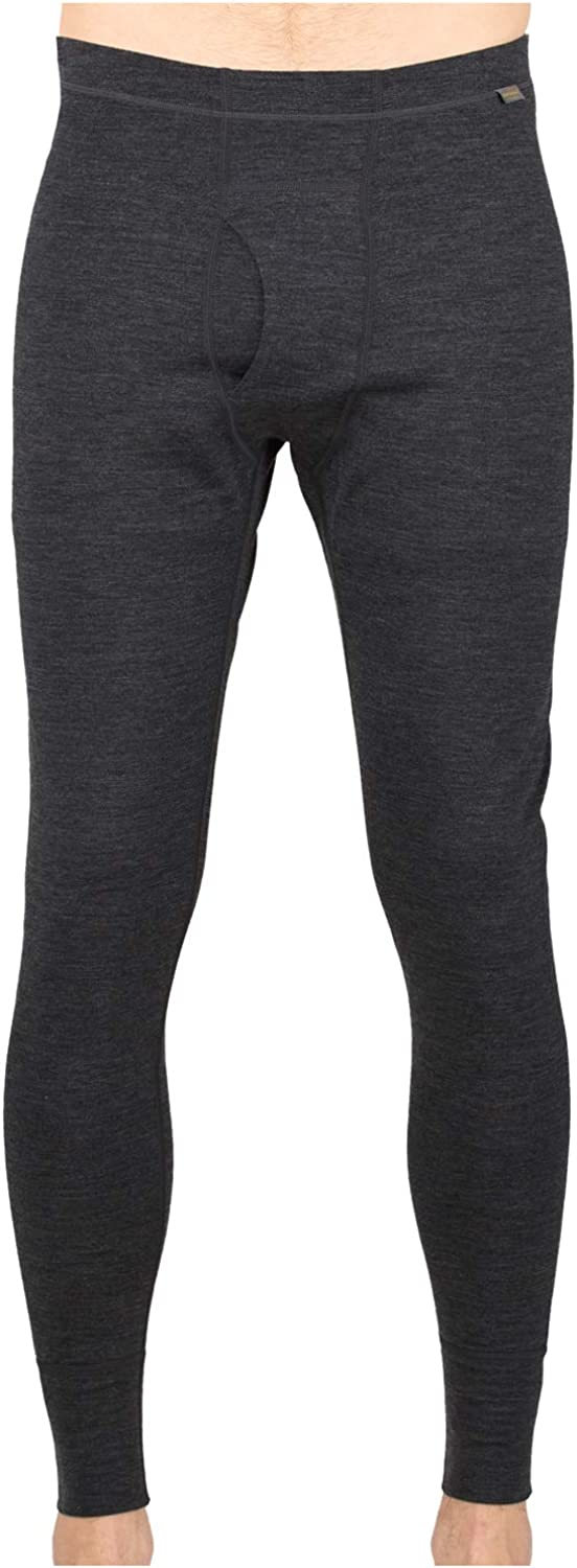 MERIWOOL Men's Base Layer Bottoms - Lightweight Merino Wool Thermal Pants