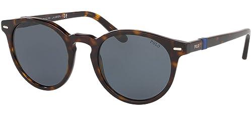Amazon.com: Gafas de sol Polo PH 4151 500387 DARK HAVANA: Shoes