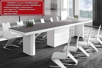 Design Hu 8 Extensible Xxl 444 De He Couleurs Conférence Table En 8mvnwN0