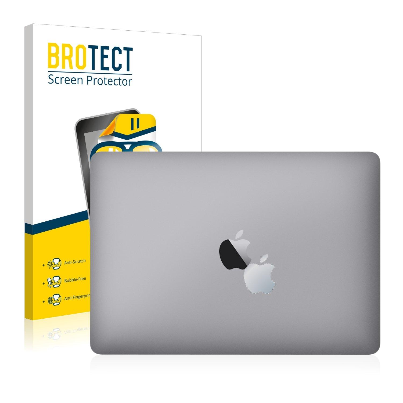 - Utra Clair BROTECT Protection Ecran Compatible avec Apple MacBook Pro 2016 15 Apple Logo sur Le Dos 2 Pi/èces