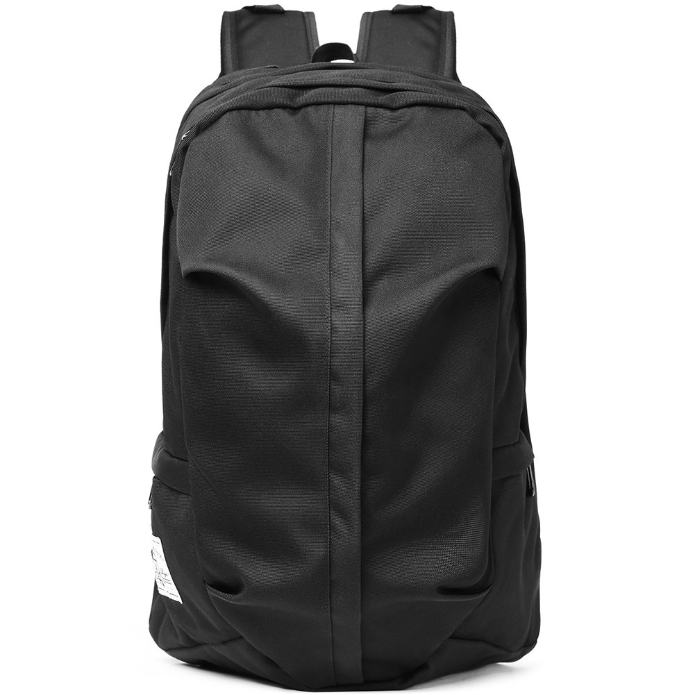 Canvas Women and Men Backpack Fashion Lightweight School Bag Large Capacity Travel Backpacks Black by Cluci