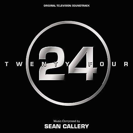 """TV Show """"24"""" Original Musical Score CD"""
