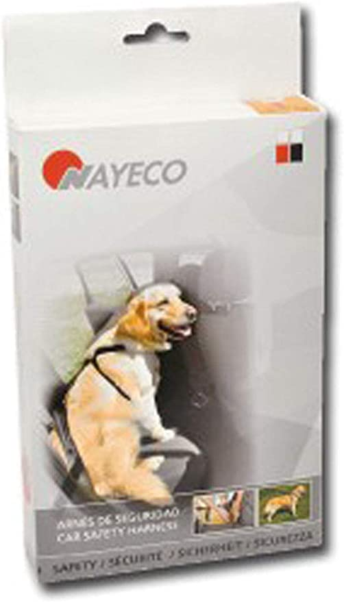 Nayeco ARNES DE Seguridad DE Perro para Coche 5-10 KG Talla S ...