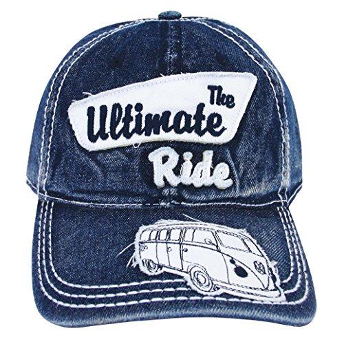 militar' 'estilo Ride oficial Azul Gorra Ultimate negro Furgoneta de The béisbol wSqERR5