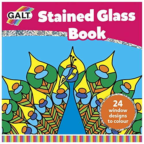 Galt Toys, Stained Glass Book