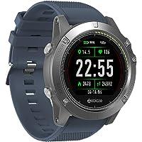 wsloftyGYd Zeblaze VIBE3 HR - Reloj Inteligente para Android y iOS (Resistente al Agua)