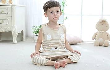 Jingdian fzw Bebé Saco de Dormir Primavera y el otoño de Color algodón bebé piernas separadas