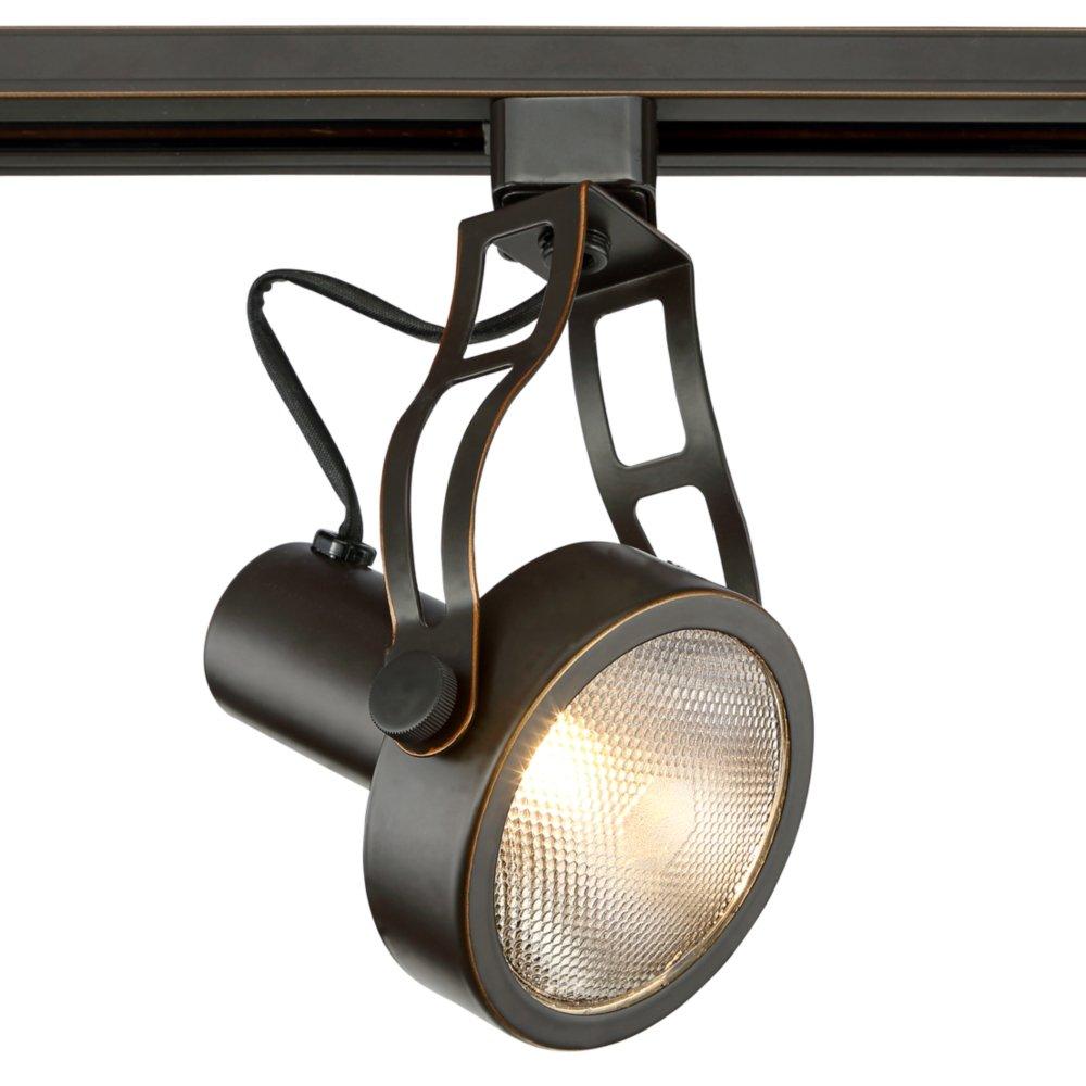 Pro Track Bronze PAR30 Spotlight LED Halo Track Head