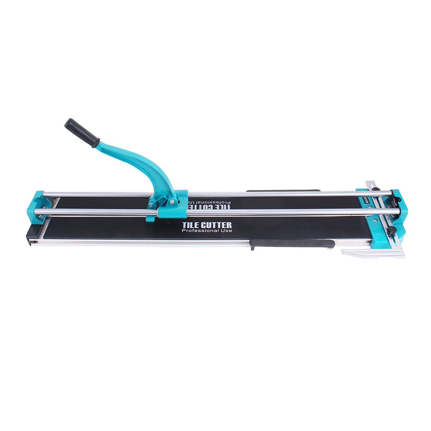 TOTOOL 40 Inch Manual Tile Cutter Professional Ceramic Tile Cutter with Solid Steel Rail and Adjustable Laser Guide Floor Tile Cutter for Porcelain and Ceramic Tiles (40 Inch) by TOTOOL (Image #5)