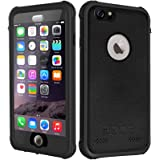 Waterproof Case Iphone 6 6s, Besinpo Underwater Full Body protection Cases Drop Proof Cover Fully Supports Finger Print Function For Iphone 6/6s 4.7 inch Only