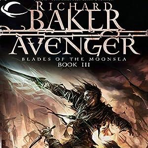Blades of the Moonsea, Book 3 - Richard Baker