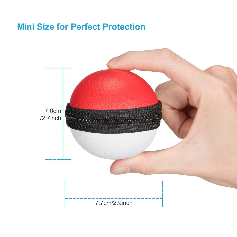 Amazon.com: Funda de transporte para Nintendo Switch Poke ...