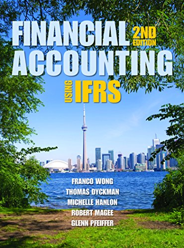 Financial Accounting using IFRS